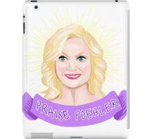 Praise Poehler iPad Case/Skin
