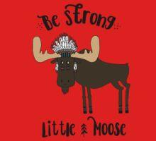 Woodland Moose Kids Tee