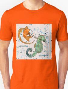 Seahorse express Unisex T-Shirt