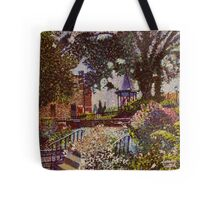 West Bend Old Settlers Park Tote Bag