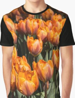 Tulips, Tulips, Tulips! Graphic T-Shirt