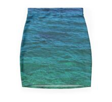 Ocean colors  Mini Skirt