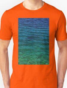 Ocean colors  Unisex T-Shirt