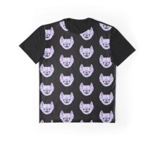 A Little Batty (Pastel) Graphic T-Shirt