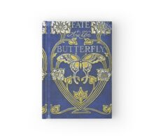 Fate and the Butterfly Book Hardcover Journal