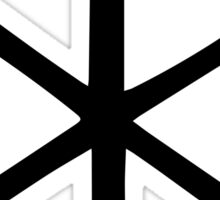 CHI RHO Sticker