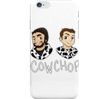 Cow Chop iPhone Case/Skin
