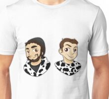 Cow Chop (Without Lettering) Unisex T-Shirt