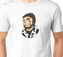 Cow Chop James Unisex T-Shirt