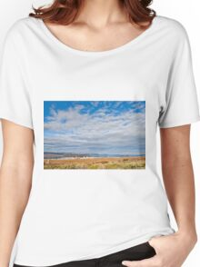 Mono Lake Tufa Formations Women's Relaxed Fit T-Shirt
