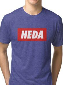 Heda Lexa x Obey Tri-blend T-Shirt