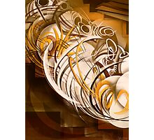 BB-8 Descending a Staircase Photographic Print
