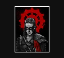 Lexa The Commander  Women's Fitted Scoop T-Shirt