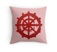 Commander Lexa Logo Throw Pillow