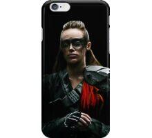 Commander Lexa The 100Lexa The 100 iPhone Case/Skin