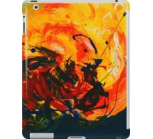 abstract clouds 10 iPad Case/Skin