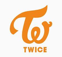 TWICE orange logo Unisex T-Shirt