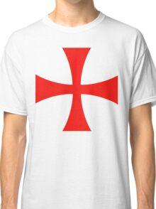 Templar cross Classic T-Shirt