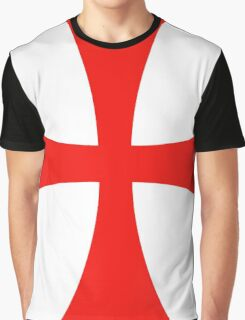 Templar cross Graphic T-Shirt
