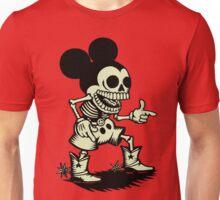 Skull mouse Unisex T-Shirt