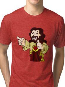 Body of Christ Tri-blend T-Shirt