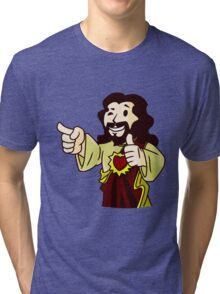 Body of Christ Tri-blend T-Shirt