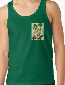 Teddy With St. Patrick's Greeting (1666 Views) T-Shirt