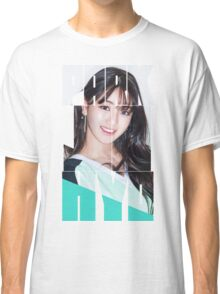 TWICE Jihyo 'Cheer Up' Classic T-Shirt