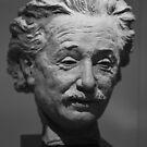 Albert Einstein by Matsumoto