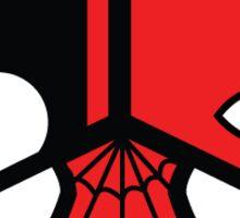 Team Red Logo Sticker