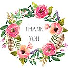 Thank You Cards by ArielHenley