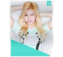 TWICE SANA 'Cheer Up' Poster