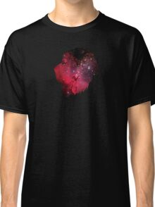 Galaxy lion Classic T-Shirt