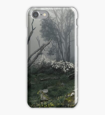 Fogscape iPhone Case/Skin