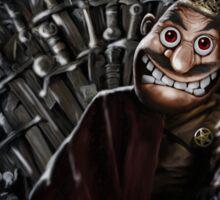 anthrax the throne 2016 Sticker