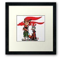 Best Pilots in Zootopia Framed Print