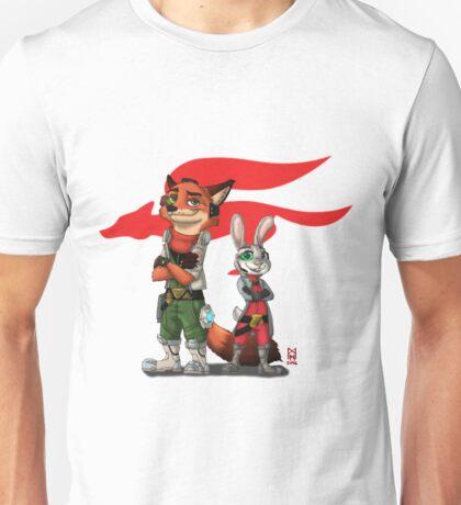 Best Pilots in Zootopia Unisex T-Shirt