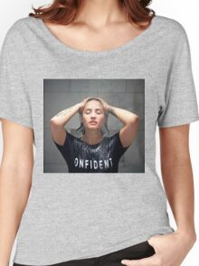 demi lovato confident at bathroom Women's Relaxed Fit T-Shirt
