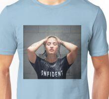 demi lovato confident at bathroom Unisex T-Shirt