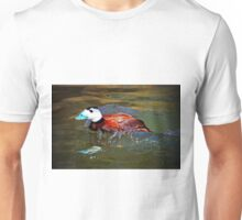 White Headed Duck Unisex T-Shirt