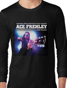 ace frehley anthems Long Sleeve T-Shirt