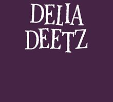 Delia Deetz Womens Fitted T-Shirt