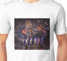 Blue Stars Unisex T-Shirt
