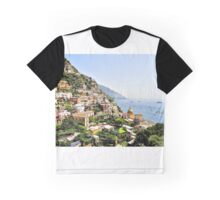 Beautiful Positano Graphic T-Shirt
