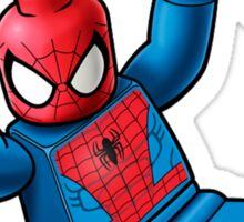 Lego Spidey Sticker