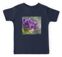 Allium Blossoms Kids Tee