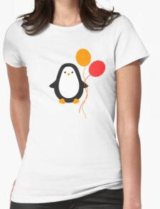 Penguin with balloons T-Shirt