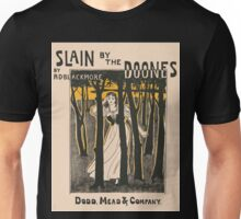 Artist Posters Slain by the doones by RD Blackmore Dodd Mead Company Hooper 0575 Unisex T-Shirt