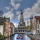 A Dutch weighing house by Thea 65