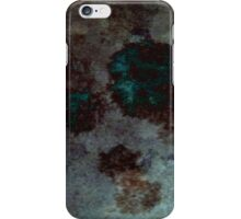 Oil leak 1 iPhone Case/Skin